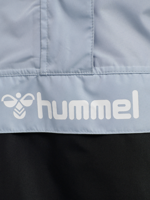 hmlTIMU JACKET, BLUE FOG, packshot