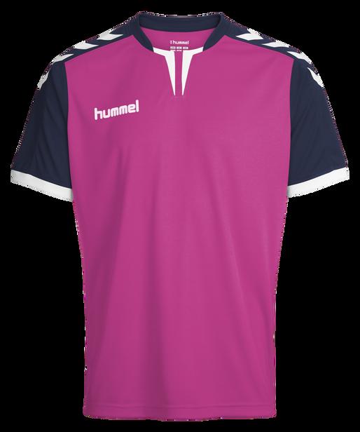 Hummel Core SS Poly Camiseta Hombre