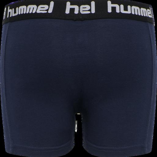 hmlBOXERS-2 PACK, BLACK IRIS, packshot