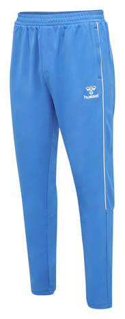hmlARNE TAPERED PANTS, BLUE ASTER, packshot