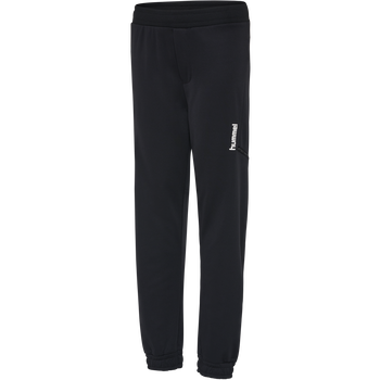 hmlANTON PANTS, BLACK, packshot