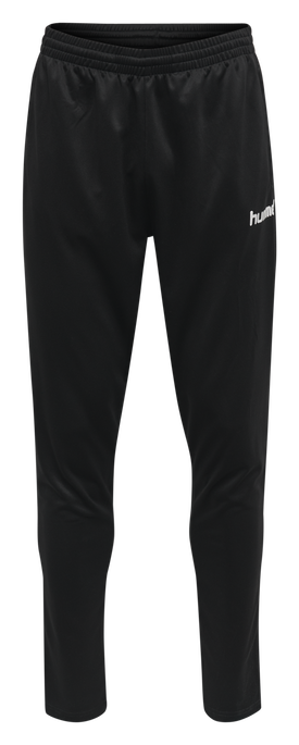 hmlPROMO FOOTBALL PANT, BLACK, packshot