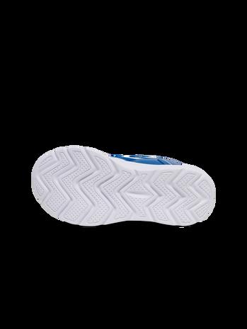 HMLRUSH JR SNEAKER, MAZARINE BLUE, packshot