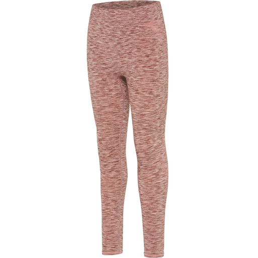 hmlLULLU SEAMLESS TIGHTS, ASH ROSE, packshot