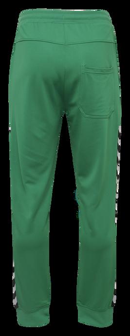 HMLNATHAN PANTS, PEPPER GREEN, packshot