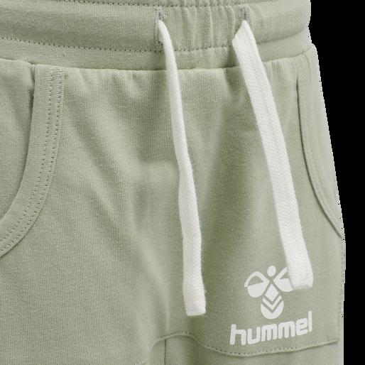 hmlFUTTE PANTS, DESERT SAGE, packshot