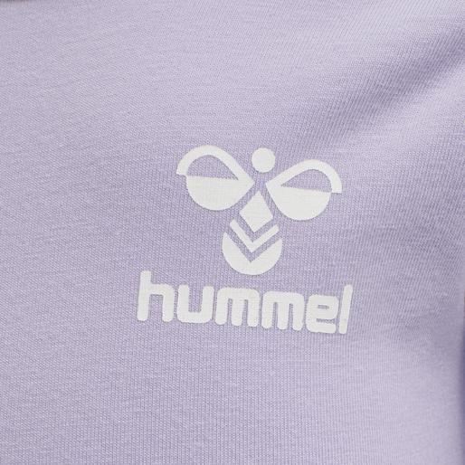 hmlMAUI BODY L/S, PASTEL LILAC, packshot