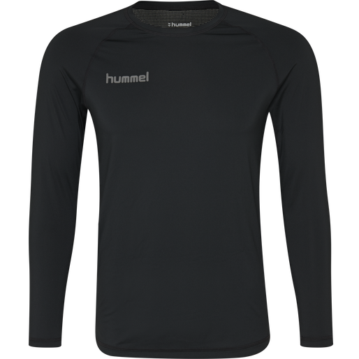 Hummel First Seamless Longsleeve Blau F7642
