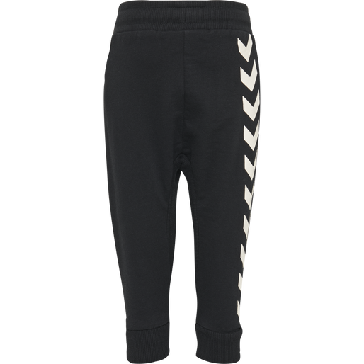HMLAPPLE PANTS, BLACK, packshot