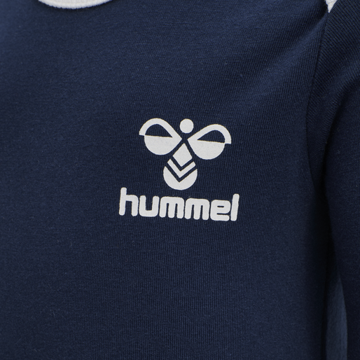 hmlMAUI BODY L/S, BLACK IRIS, packshot
