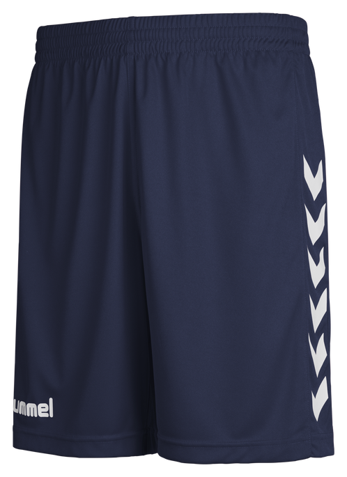 CORE POLY SHORTS, MARINE PR, packshot