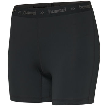 HUMMEL FIRST PERFORMANCE WOMEN HIPSTER, BLACK, packshot