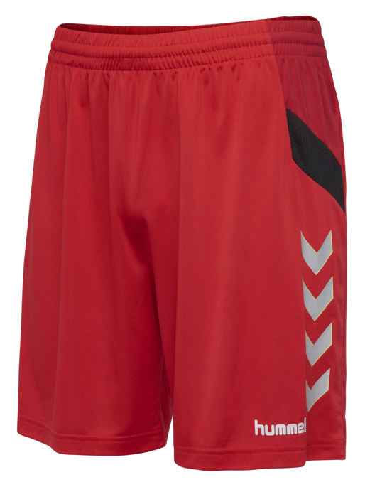TECH MOVE POLY SHORTS, TRUE RED, packshot