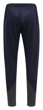 hmlACTION TRAINING PANTS, MARINE/ASPHALT, packshot