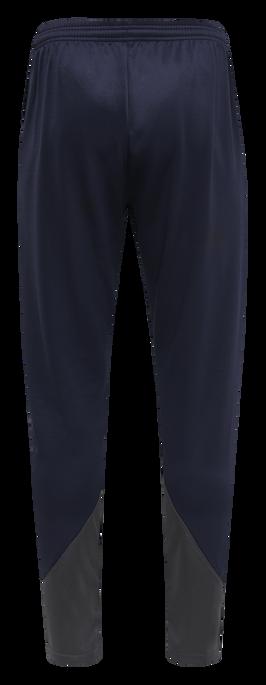 hmlACTION TRAINING PANTS, MARINE/ASPHALT, packshot