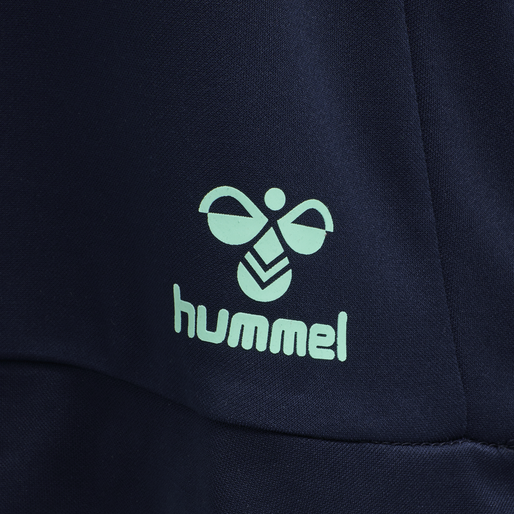 hmlSTUDIO SWEATSHIRT, BLACK IRIS, packshot