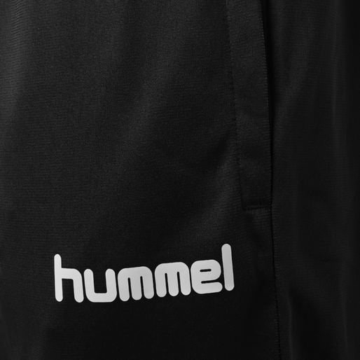 hmlPROMO KIDS POLY SUIT, BLACK, packshot