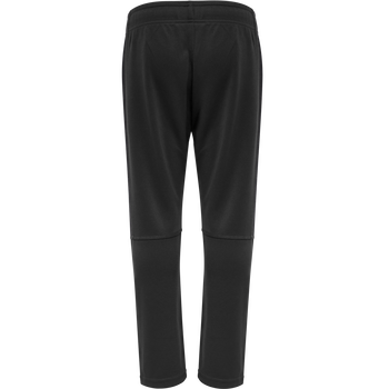 hmlDAVID PANTS, BLACK, packshot
