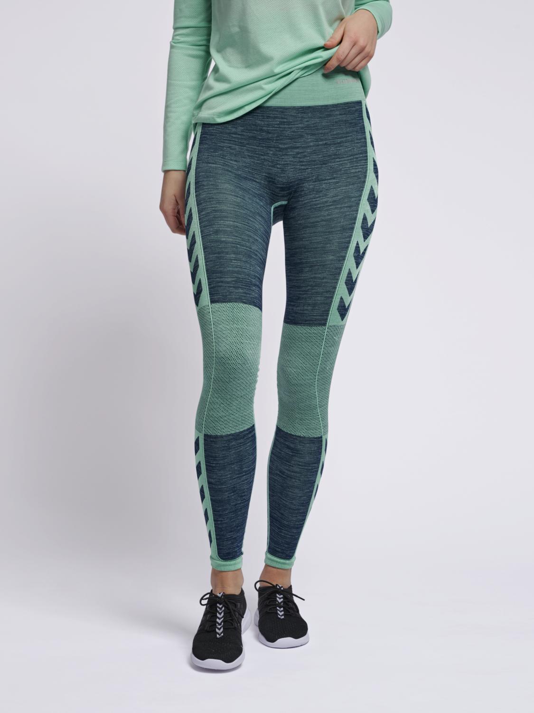 hummel Clea Seamless Tights Damen Fitness Leggings Leggins Sporthose 203852