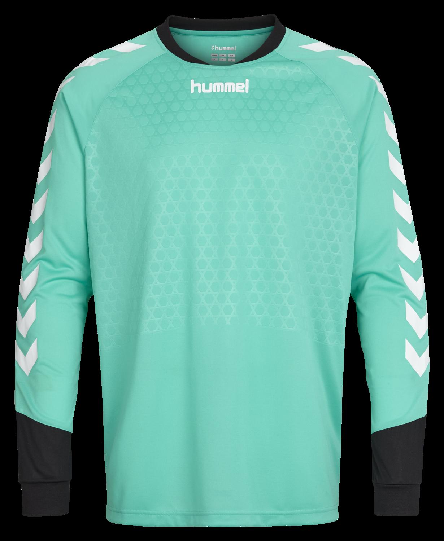 Details about  /Hummel Football Soccer Goalkeeper GK Kids Training Long Sleeve Jersey Shirt