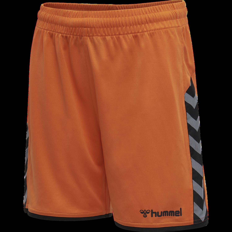 hummel Hmlauthentic Kids Poly Shorts Shorts hmlAUTHENTIC Kids Poly Short Fille